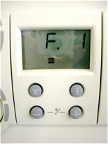 Vaillant ecomax f.code display